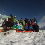 Group Photo - Mayrhofen Camp